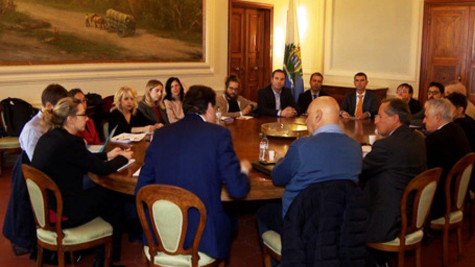 Il tavolo di lavoroTutela Consumatori: a Palazzo Begni un incontro sul progetto di legge