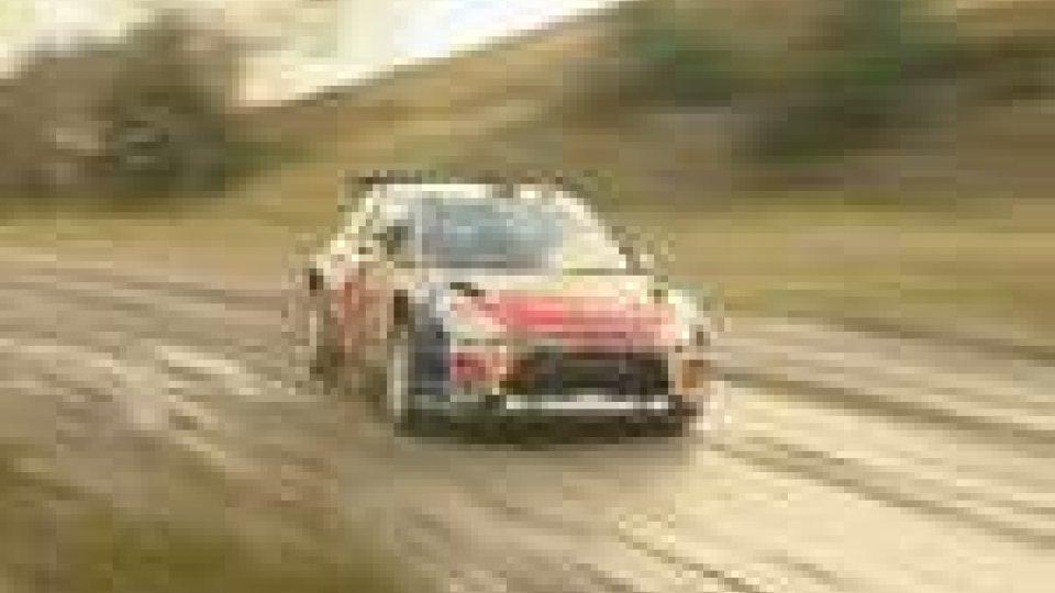 Rally del Galles: ottavo sigillo stagionale per Sebastian Loeb