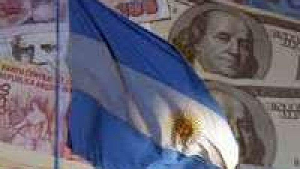 Nessun accordo: Argentina in default