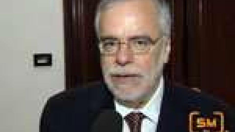 San Marino - Primo incontro ufficiale col governo Monti dell'Esecutivo sammarinese