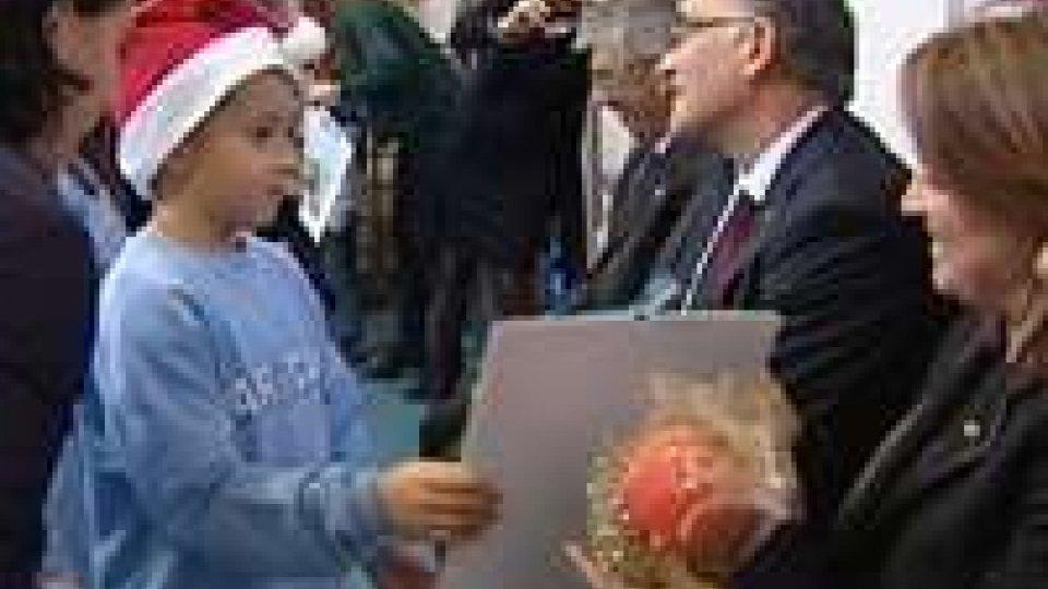 Reggenza: terzo giorno di visite nella scuole di San MarinoReggenza: terzo giorno di visite nelle scuole di San Marino