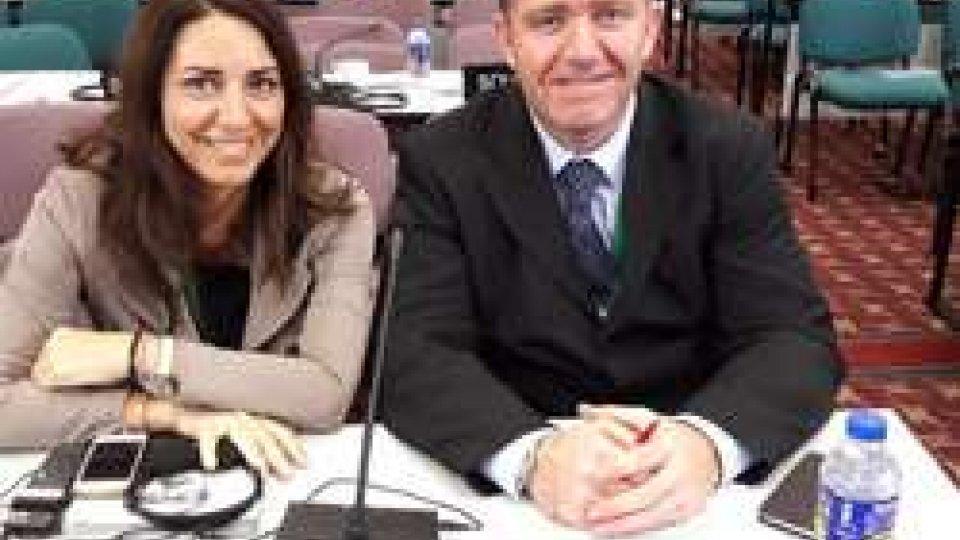 UIP, in Bangladesh Mirko Tomassoni e Denise Bronzetti