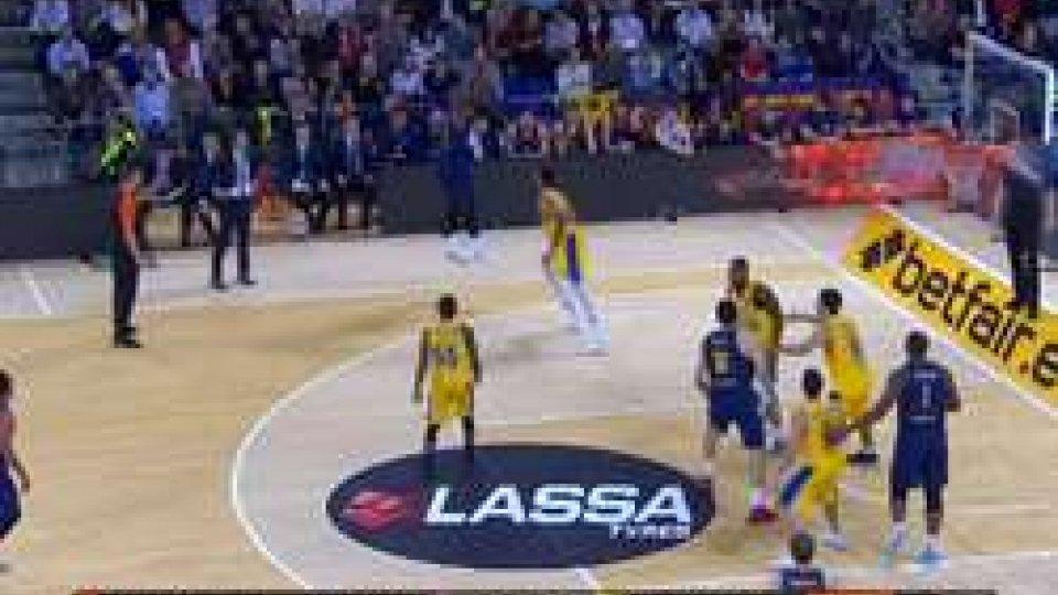 Eurolega: Maccabi travolto a Barcellona, salgono Bamberg, Zalgiris e Baskonia