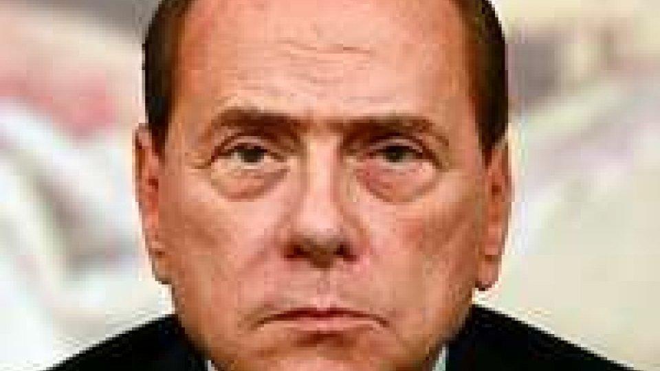 """Berlusconi: """"non potevamo sostenere governo tasse, ora voto"""""""