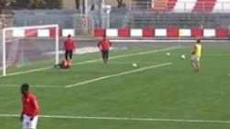 Rimini- Lucchese 2-0Rimini- Lucchese 2-0