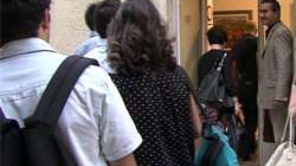 San Marino, oggi le prove orali per i 102 laureandiSan Marino, oggi le prove orali per i 102 maturandi