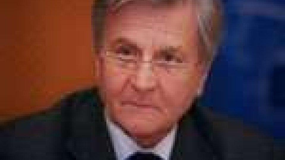 """Jean-Claude Trichet: """"Quando si ha una moneta comune bisogna avere un elevata vigilanza sui bilanci"""""""