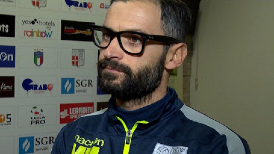 """Marco MartiniMarco Martini: """"Adesso penso solo a lavorare per il bene del Rimini consapevole della grande responsabilità"""""""