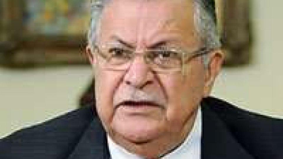 Iraq: Talabani trasferito in Germania