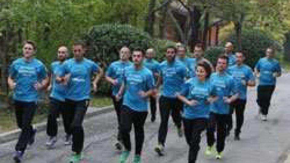 Atleti di SanPa alla maratona di New York