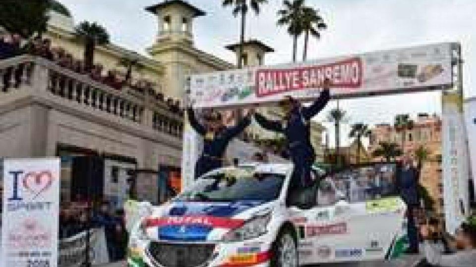 Rally San RemoRally San Remo: dopo la vittoria, Andreucci al comando della classifica tricolore