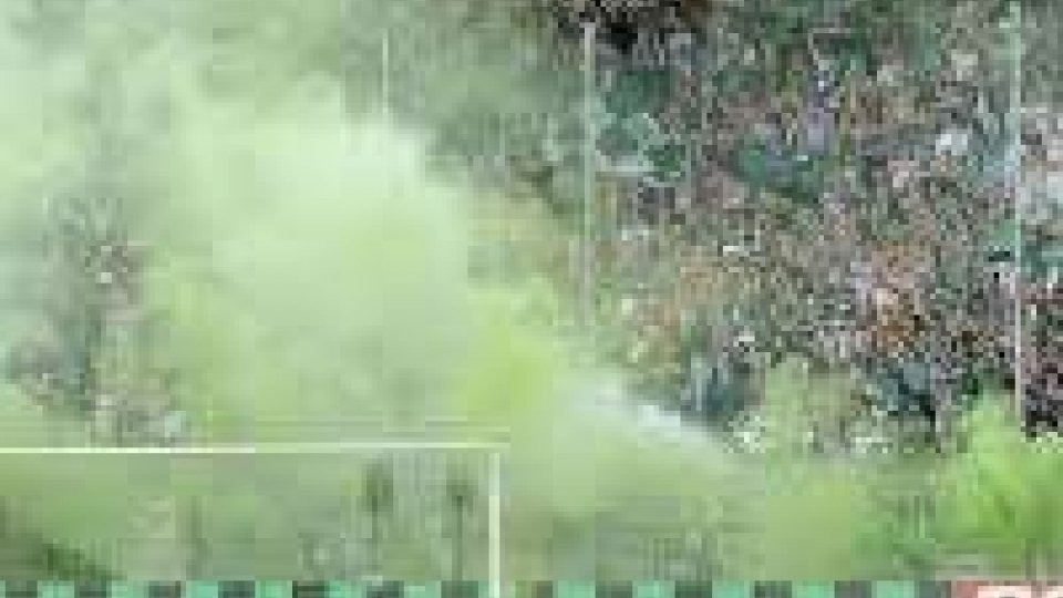 Cinque tifosi denunciati dalla Digos di Reggio Emilia