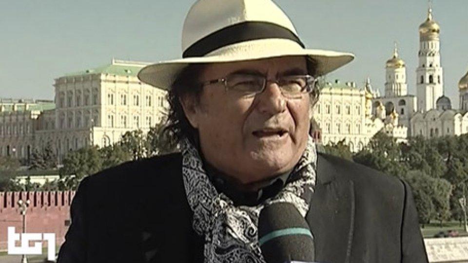 Al BanoAl Bano - black list ucraina: il Segretario Marco Podeschi invita l'artista ad esibirsi a San Marino