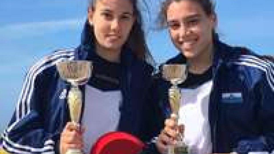 Alice Grandi e Marika Colonna
