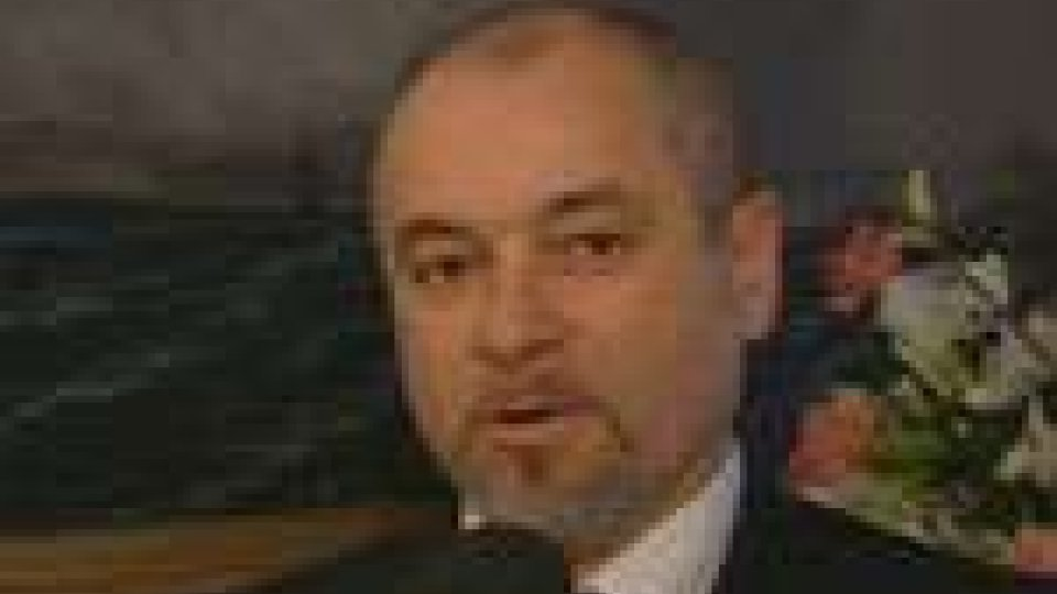 Il Segretario di Stato alla sanità Berardi