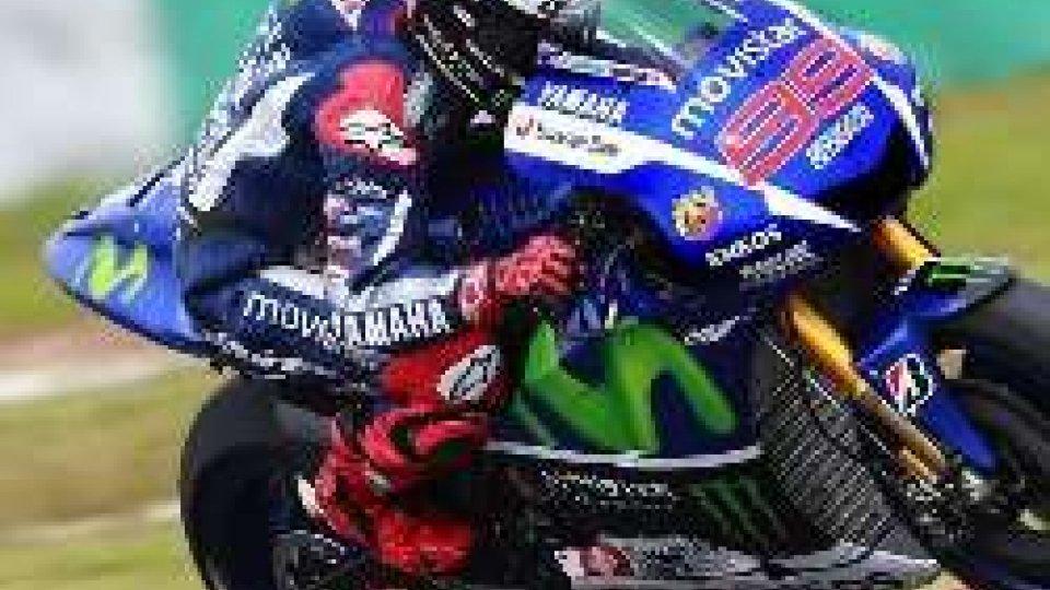 MotoGP Malesia: Lorenzo domina le libere, Rossi ottavo