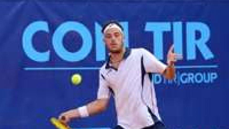 Cecchinato vince il San Marino Open