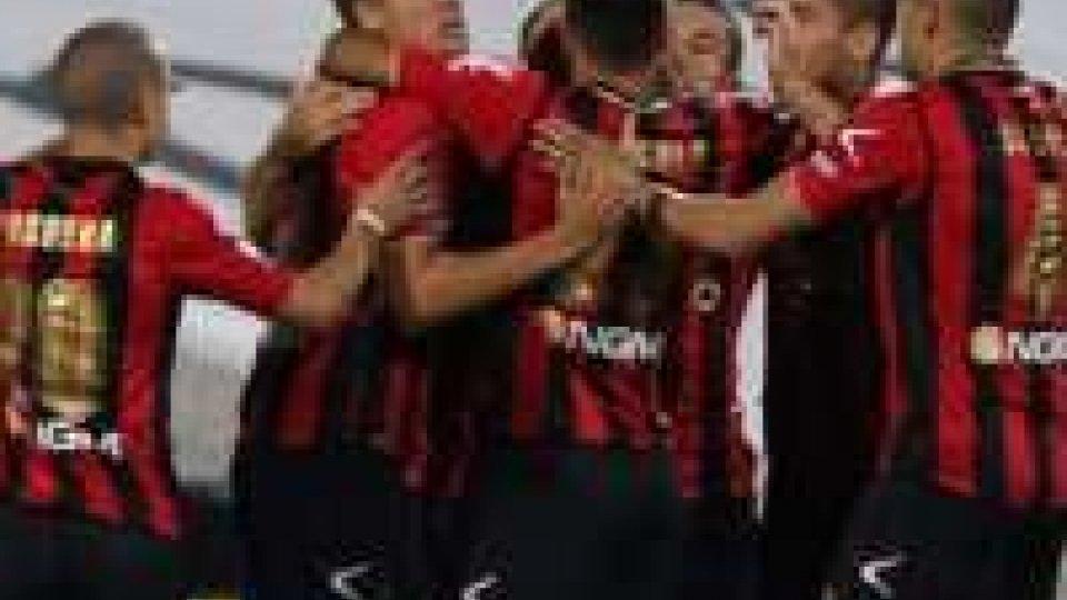 Serie B: il Lanciano torna in vetta.