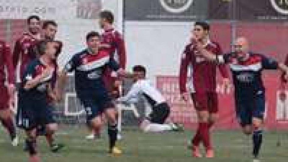 Seconda divisione: Forlì travolge Fano