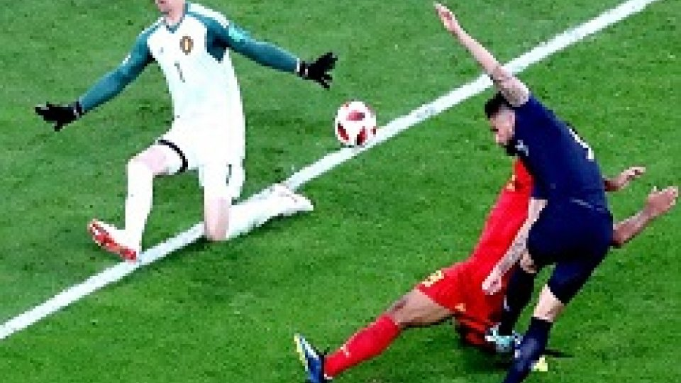 Francia in finale, Umtiti stende il Belgio: 1-0