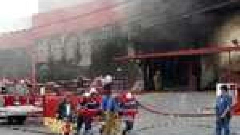 53 morti in un casinò in Messico