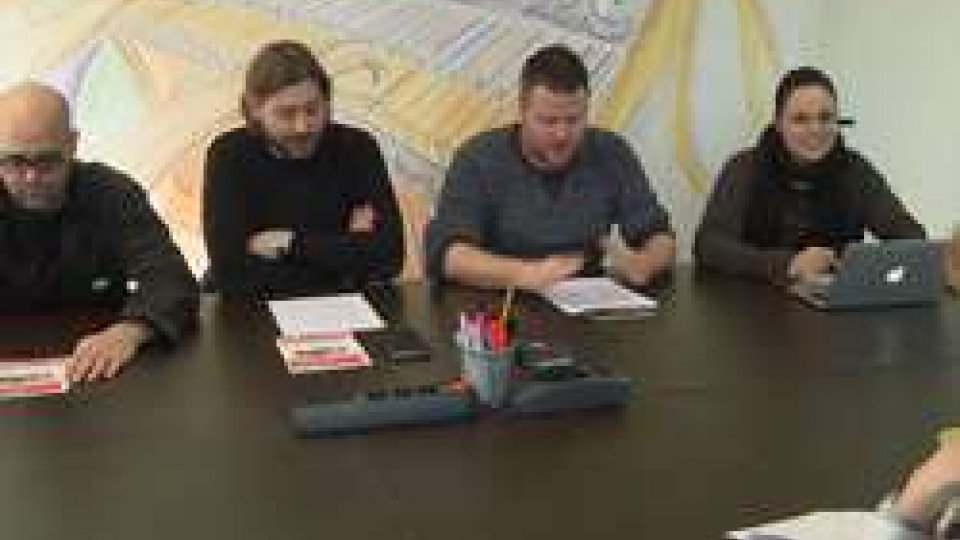 """Conferenza stampa DimDim contro Celli: """"la relazione su Carisp c'è ed è scomoda."""
