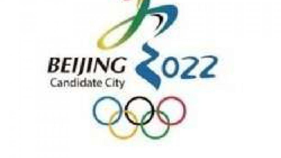 A Pechino le Olimpiadi invernali 2022