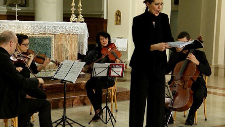 Concerto di Musica Lirica alla Basilica del Santo[VIDEO] Concerto di Musica Lirica alla Basilica del Santo: tre secoli di musica