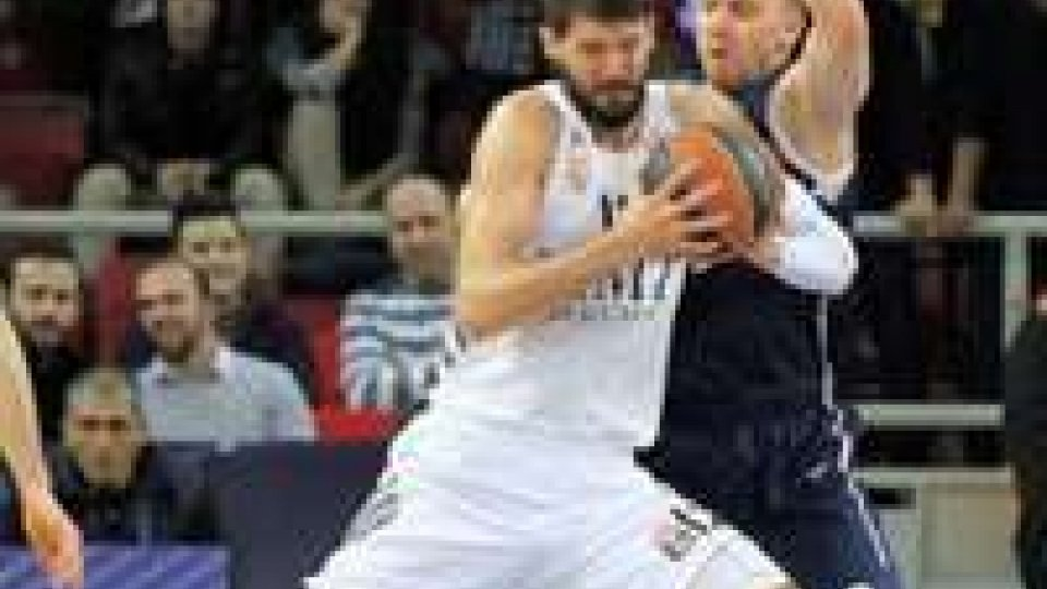 Basket. Eurolega: Real imbattutoBasket. Eurolega: Real imbattuto