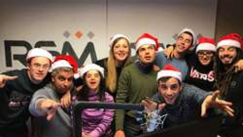 """Puntata natalizia per i ragazzi di """"Radio Tutti"""""""