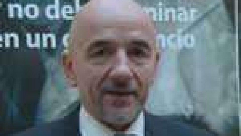 Fiorenzo Stolfi sui controlli della Guardia di Finanza al confine di Stato