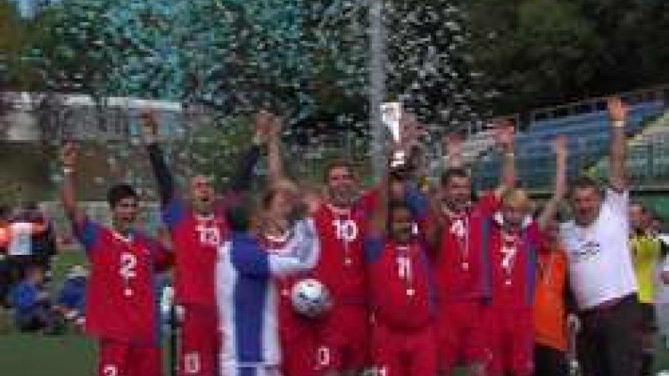 Special Cup, vince la Repubblica CecaSpecial Cup, vince la Repubblica Ceca. San Marino batte il Liverpool ed è 13°
