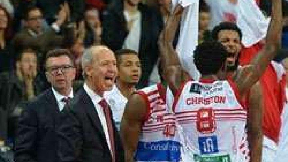Basket: contro Bologna, Pesaro centra la prima vittoria