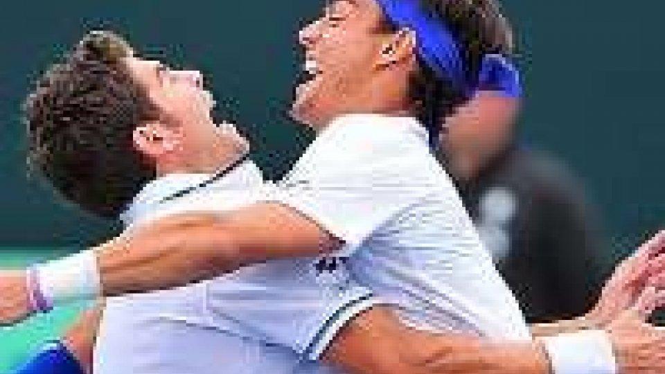 Tennis, Australia: ai quarti Bolelli-Fognini, fuori Errani-Vinci