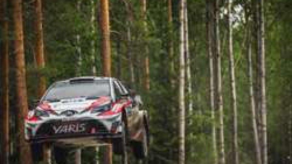 Rally Finlandia: vince LappiRally Finlandia: vince Lappi e Neuville raggiunge Ogier in classifica generale