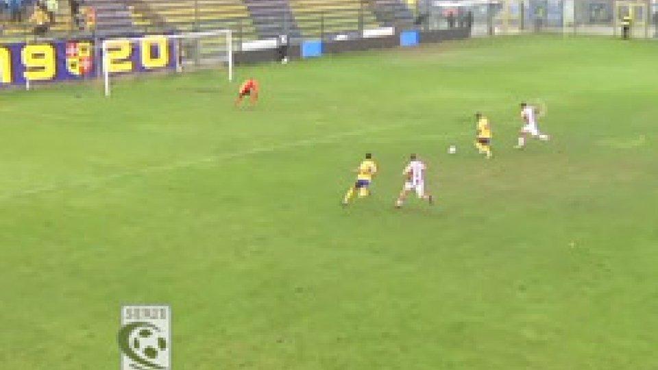 Fermana - Vicenza 2-0Fermana - Vicenza 2-0