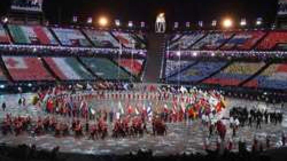 Pyeongchang 2018: la cerimonia di chiusura