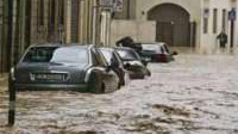 Maltempo, Vicenza: scende il livello del Bacchiglione