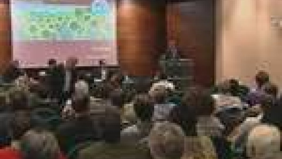 La conferenza a Domagnano