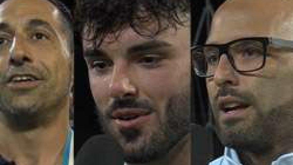 Le intervisteFutsal Cup: il dopo-partita. Soddisfazione del Tre Penne mentre il Murata rende merito agli avversari