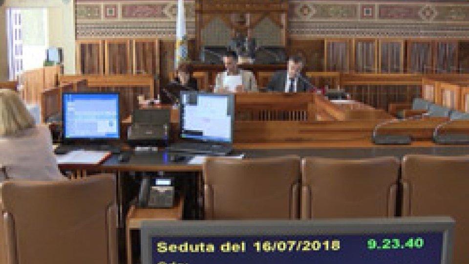 commissione sulla frode sportivaUnanimità su frode sportiva ed astensione minoranza a modifiche PRG