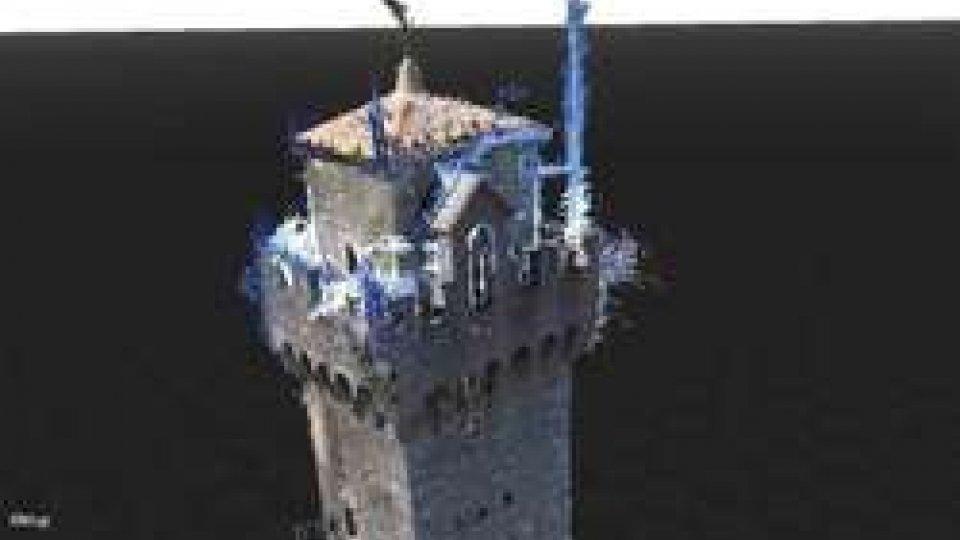 Dentro il Montale: domani a Rodi la presentazione del rilievo 3D della Terza TorreDentro il Montale: domani a Rodi la presentazione del rilievo 3D della Terza Torre