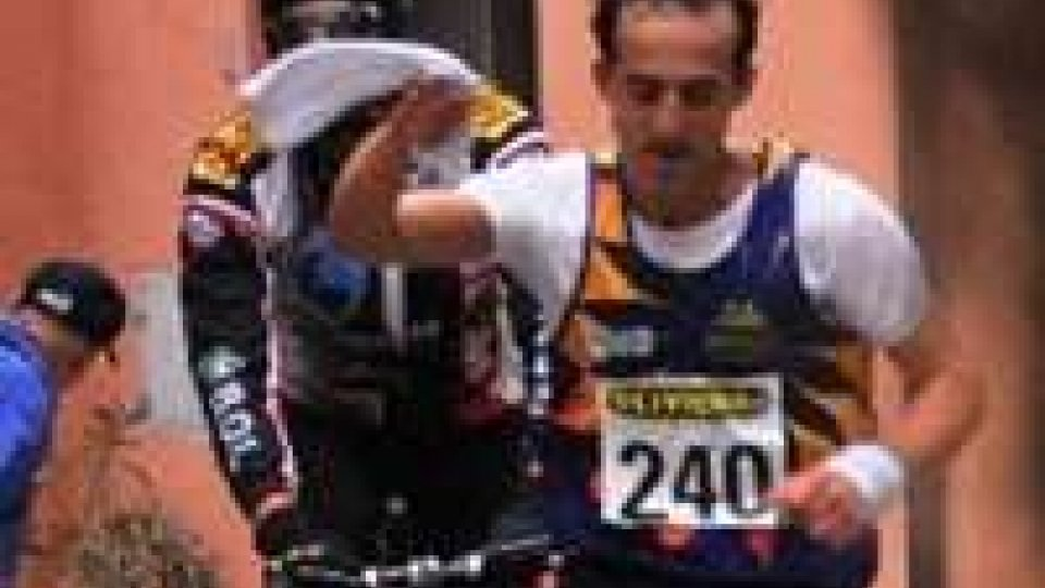 Maratona: Stefano Ridolfi sempre protagonista