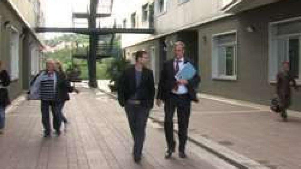 Il Tribunale di San Marinodelle truffe alle assicurazioniUdienza d'Appello per il caso Fasea e quello delle truffe alle assicurazioni in cui è imputato David Oddone