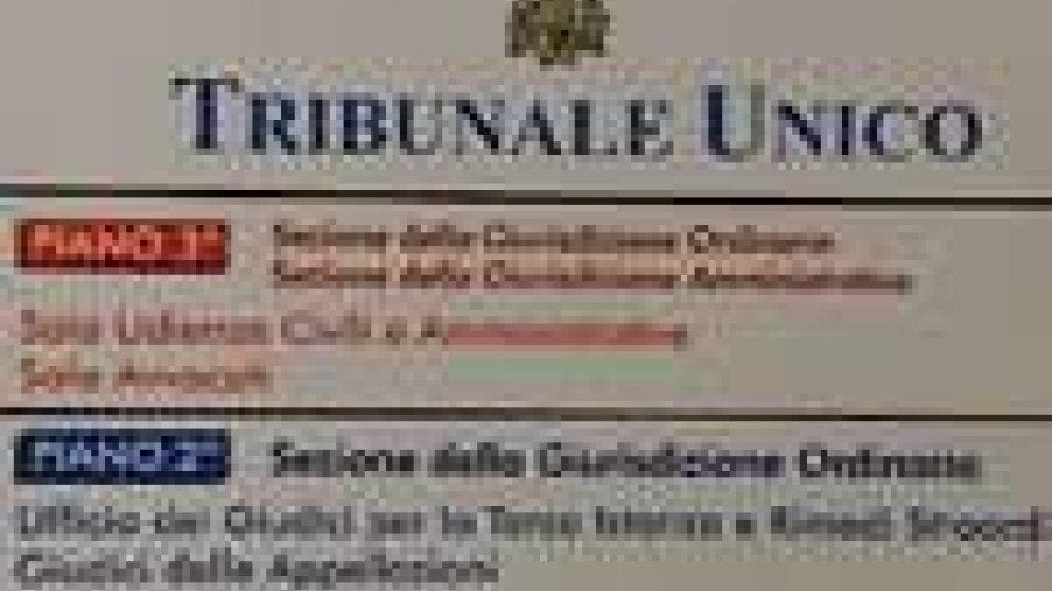 San Marino - Pacchetto giustizia: rivisti alcuni aspetti dell'attività giudiziaria