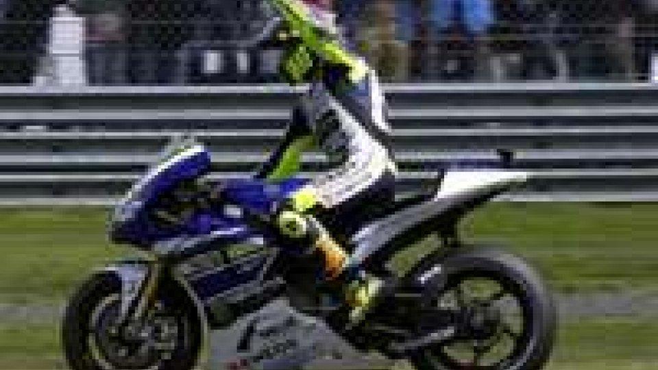 GP Olanda: brilla Rossi. Eroico Lorenzo