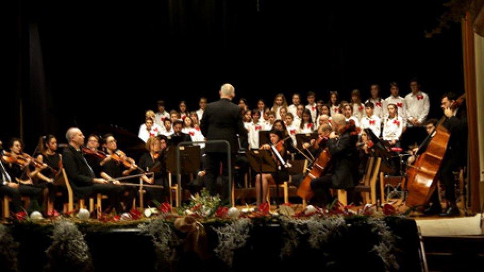 Concerto di NataleConcerto di Natale dell'Istituto Musicale Sammarinese in due repliche: la prima questo pomeriggio e l'ultima stasera alle 21