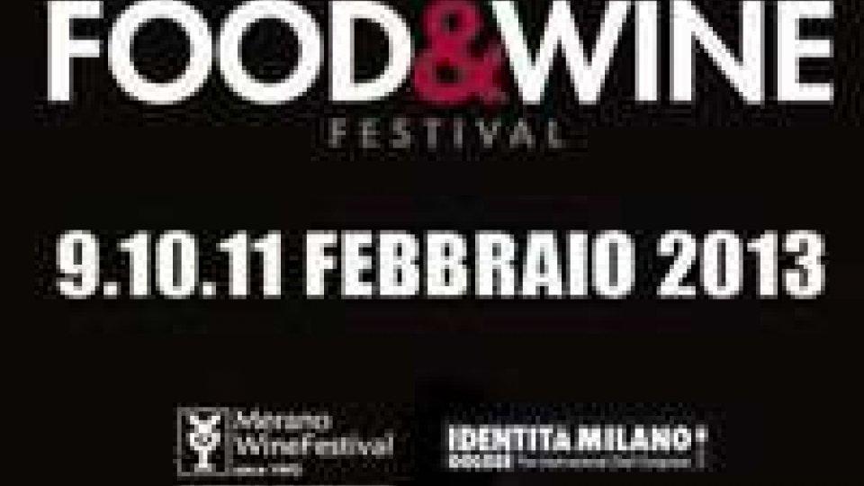 San Marino al Milano Food&Wine Festival 2013