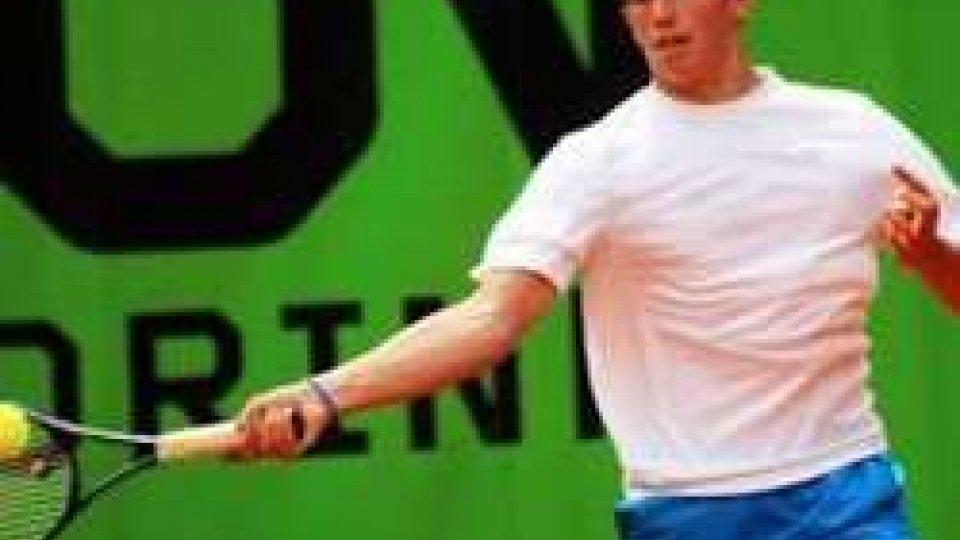 Tennis: Bertuccioli in finale in Germania