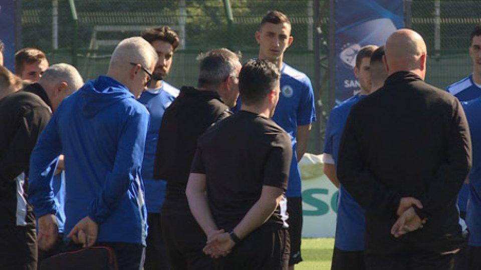 Nazionale: domani arriva la ScoziaNazionale: domani arriva la Scozia e Varrella riparte con Hirsch e Matteo Vitaioli